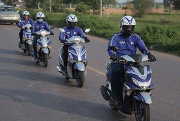 Động cơ Yamaha Blue Core chinh phục thử thách, tiết kiệm xăng
