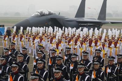 Hàn Quốc phô diễn hoành tráng chiến đấu cơ F-35