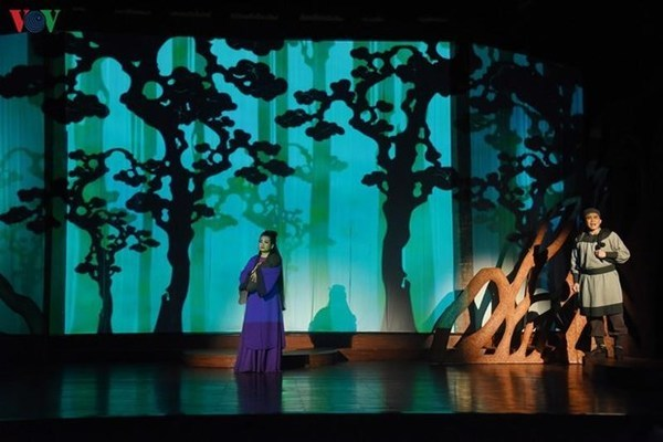 Eight countries to join int'l experimental theatre festival