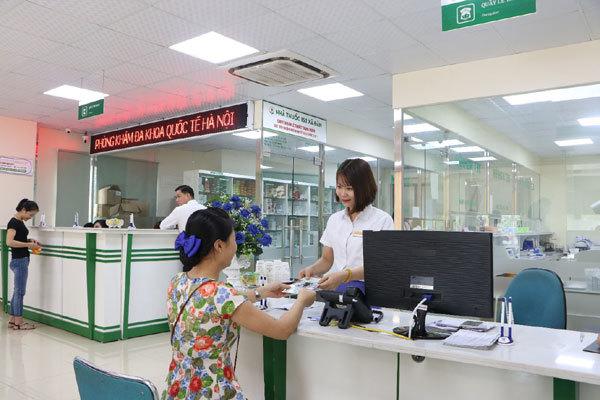 Phòng khám đa khoa quốc tế Hà Nội nỗ lực nâng cao phục vụ bệnh nhân