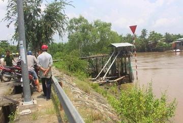 2 công nhân Bến Tre sửa máy bơm bị điện giật thiệt mạng
