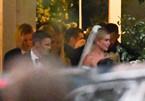 Loạt ảnh hiếm hoi trong lễ cưới xa hoa của Justin Bieber