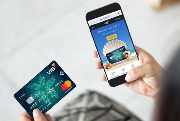 Mastercard bắt tay VIB tăng bảo mật thẻ