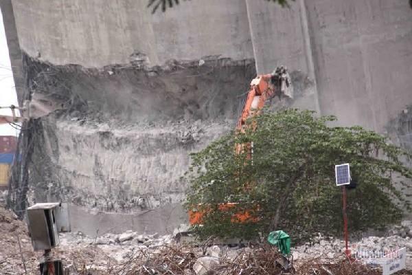 Phá dỡ nhà máy xi măng Hà Tiên xây khu đô thị mới