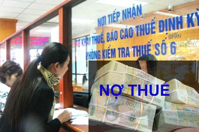 TP.HCM: Doanh nghiệp bất động sản đứng đầu danh sách nợ thuế