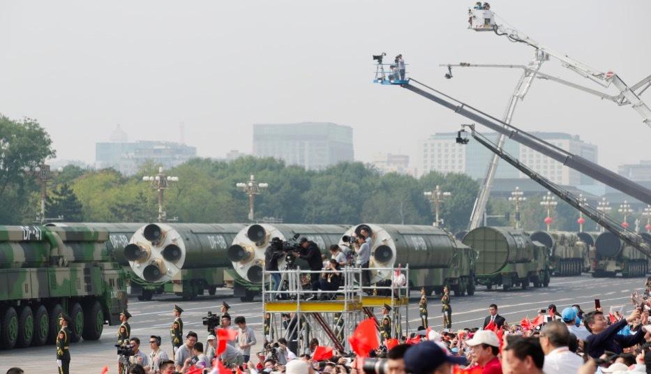 Tên lửa tầm xa 'mạnh nhất thế giới' TQ vừa 'khoe'