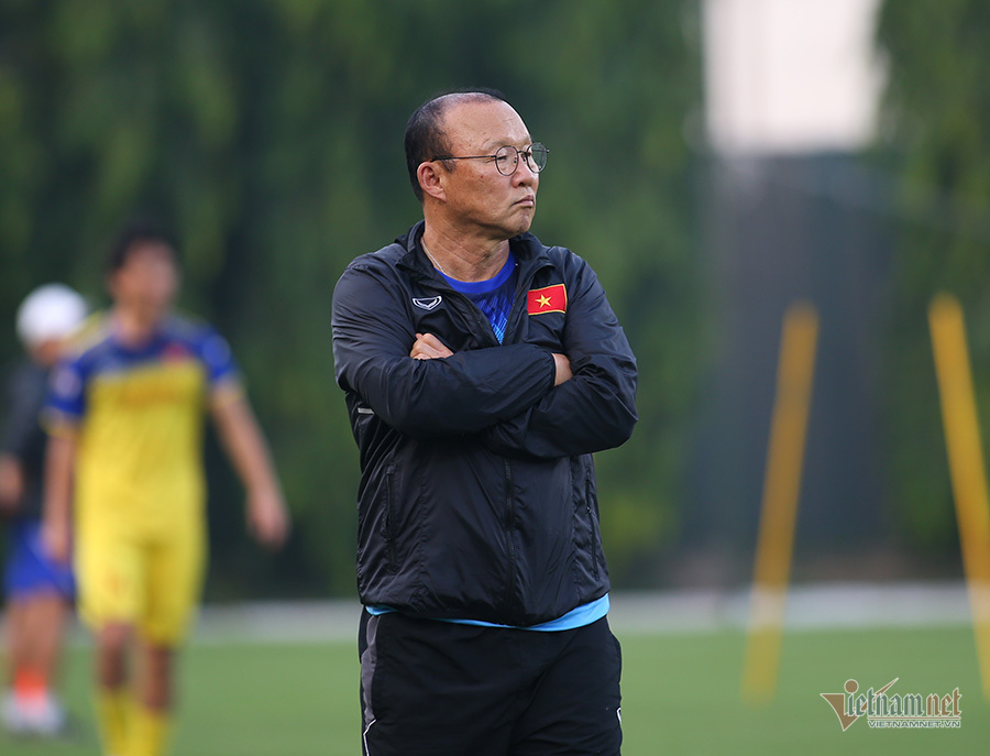 50 sắc thái HLV Park Hang Seo trong sinh nhật tuổi 60