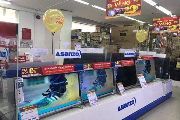 Sharp Vietnam,Asanzo,vietnam economy,Vietnam business news,business news,vietnamnet bridge,english news