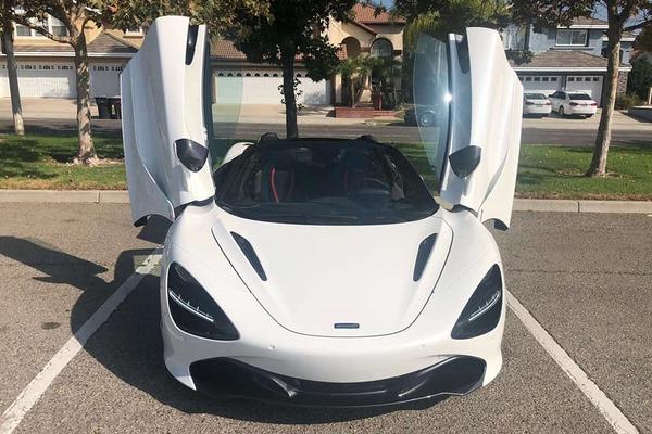 Đại gia Đà Nẵng tậu siêu xe McLaren 720S cao cấp nhất giá 27 tỷ