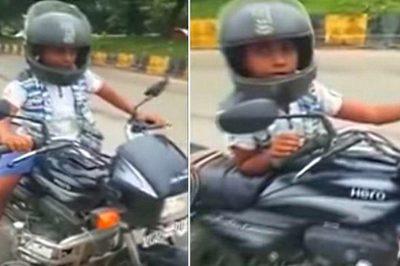 Để con trai 8 tuổi lái xe đi giao sữa, ông bố đối mặt với án tù