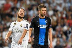 Hazard mờ nhạt, Real Madrid hòa như thua