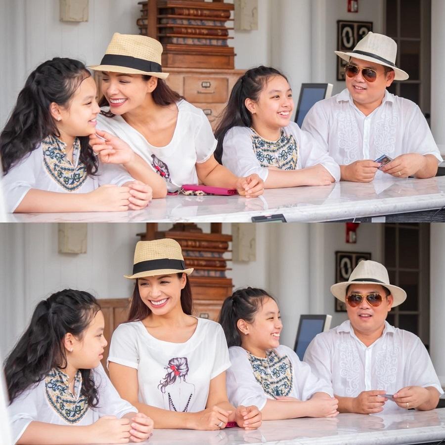 Suboi khoe đang mang bầu con gái ở tháng thứ 6