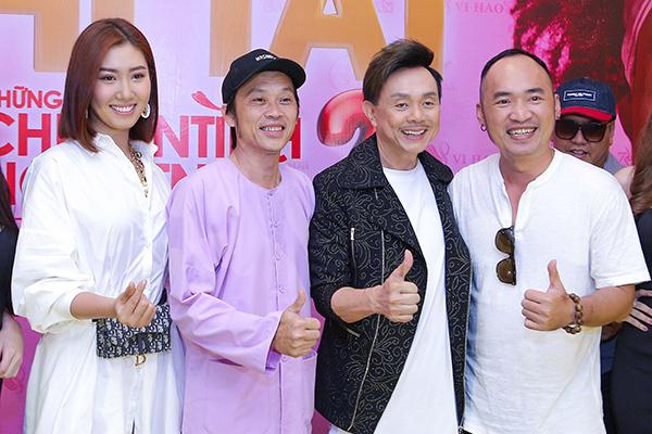 Đã 50 tuổi, Hoài Linh vẫn chấp nhận giả gái thêm lần nữa vì Chí Tài