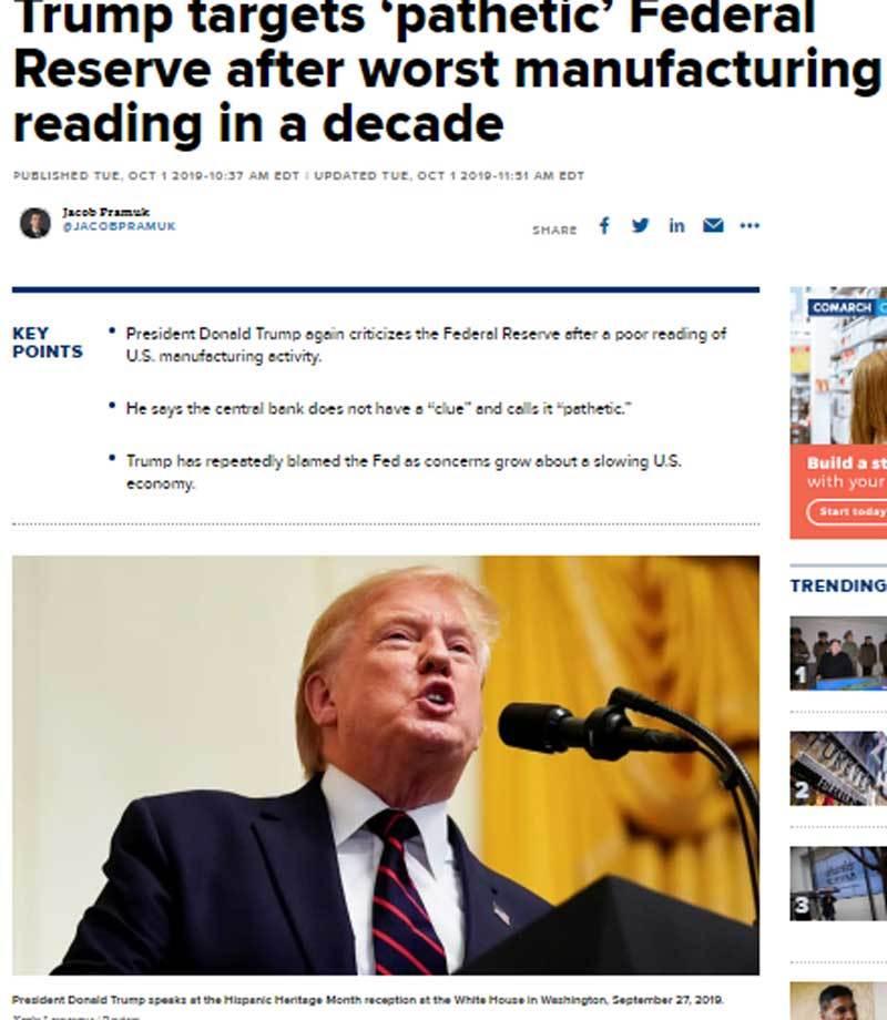 Donald Trump,chính sách tiền tệ,chiến tranh tiền tệ,chiến tranh thương mại,Trung Quốc,chứng khoán Mỹ
