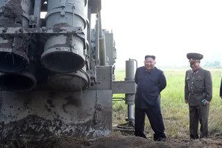 Triều Tiên phóng vật thể vào vùng đặc quyền kinh tế Nhật