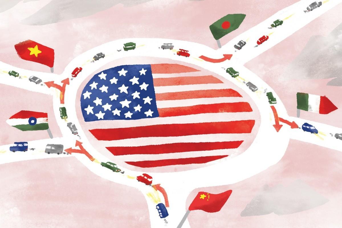 Mỹ,Trung Quốc,thương chiến,thiệt hại,nông dân Mỹ,thất nghiệp
