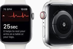 Apple Watch vừa cứu mạng một ông bố trẻ
