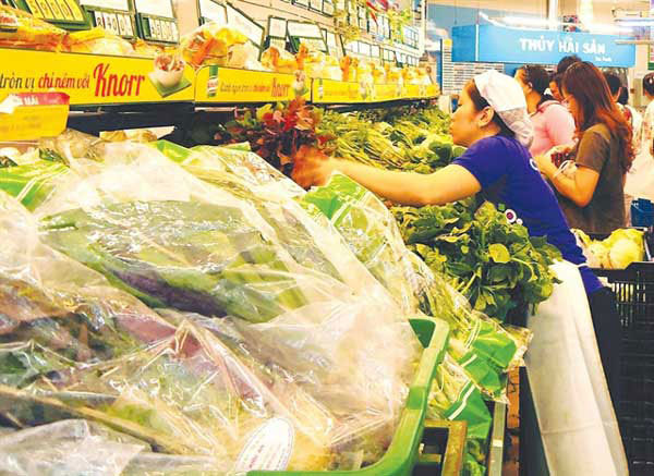 Retail sales rise on strong consumer demand