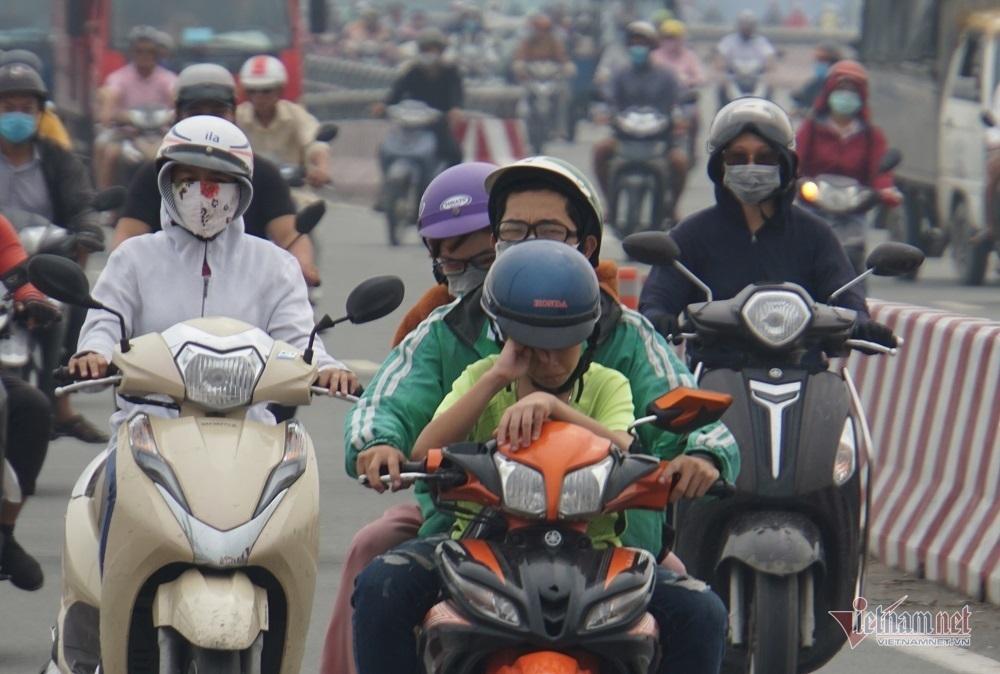Trường học Hà Nội tạm hoãn các hoạt động ngoài trời vì không khí ô nhiễm