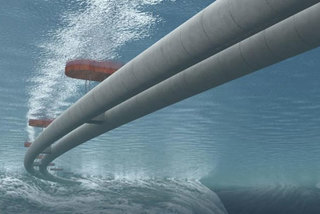Can Norway win the global race to build a 'floating tunnel'?