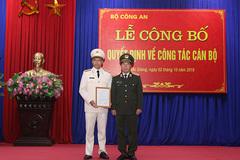 Trao quyết định bổ nhiệm Giám đốc Công an tỉnh  Bắc Giang, Bắc Ninh
