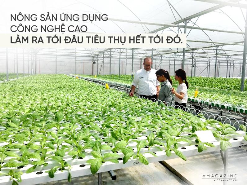 nông nghiệp công nghệ cao,nông nghiệp 4.0,Lâm Đồng