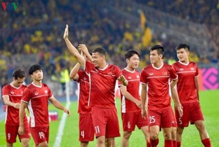 Next Media win exclusive rights to broadcast Vietnam's away matches