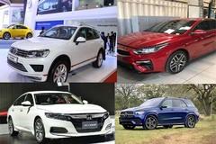 5 mẫu xe mới ra mắt khách Việt trong tháng 10