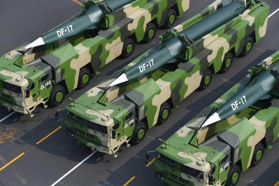 Tên lửa siêu thanh 'chưa có đối thủ' của Trung Quốc