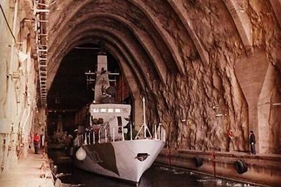 Thụy Điển khôi phục căn cứ hải quân ngầm lớn nhất thế giới