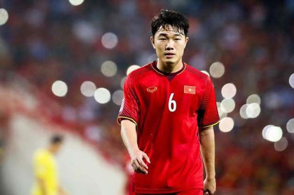 Luong Xuan Truong ruled out with injury for six months