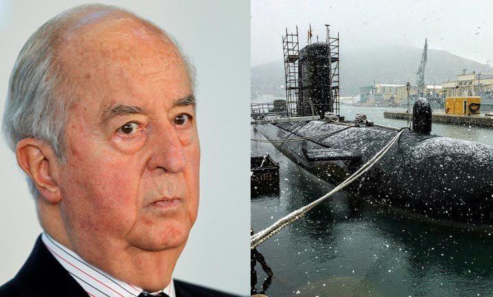 Cựu Thủ tướng Pháp hầu tòa vì bê bối bán tàu ngầm cho Pakistan