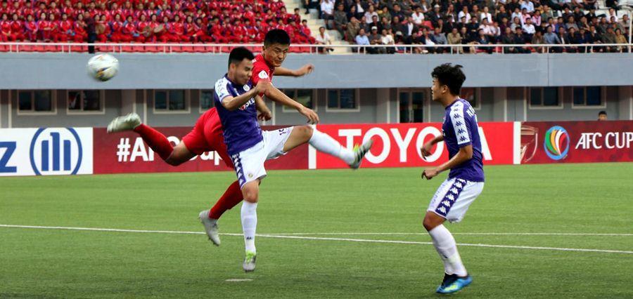 Bị 4.25 SC cầm chân, Hà Nội hụt vé chung kết AFC Cup 2019