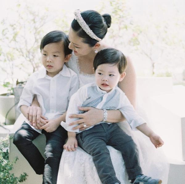 'Nàng Pao' Đỗ Hải Yến mang thai con thứ 3
