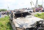 Vụ Mercedes dưới kênh 3 người chết, người vợ đang mang bầu tháng thứ 7