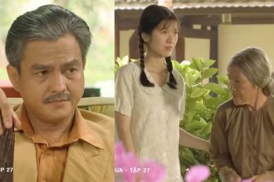 'Tiếng sét trong mưa' tập 27: Thoát cảnh cưỡng hiếp, con gái Nhật Kim Anh vào nhà Cao Minh Đạt làm người ở