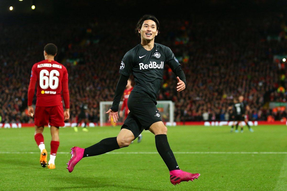 Salah 'nổ' cú đúp, Liverpool thắng hú vía Red Bull