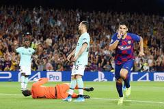 Suarez rực sáng, Barca ngược dòng hạ gục Inter