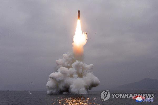 Triều Tiên tuyên bố phóng thành công tên lửa đạn đạo mới từ tàu ngầm