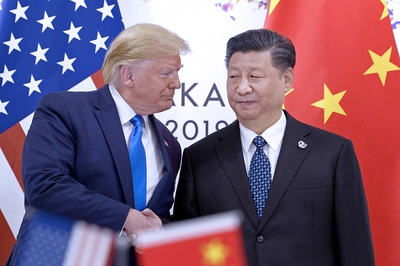 Ai đang 'trên cơ' trong thương chiến Mỹ-Trung?