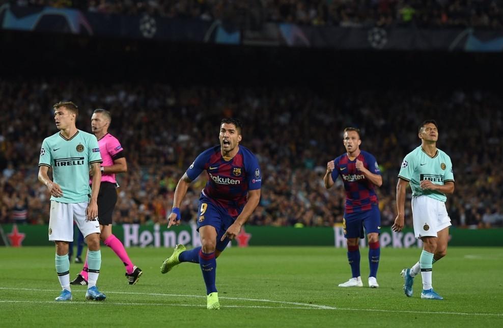 Inter thất bại, Conte đổ lỗi trọng tài ưu ái Barca