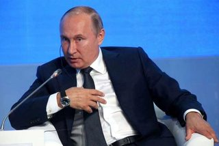 Putin 'bông đùa' sẽ can thiệp bầu cử Mỹ