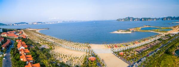 Quảng Ninh thêm 3 bãi tắm 'đạt chuẩn'