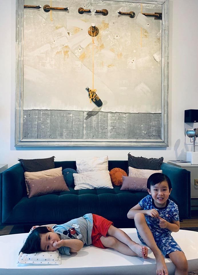 Cuộc sống như mơ của diễn viên Đỗ Hải Yến với chồng đại gia