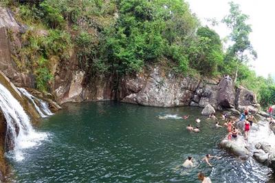 3 thác nước 'mê lòng người' ở Quảng Ninh