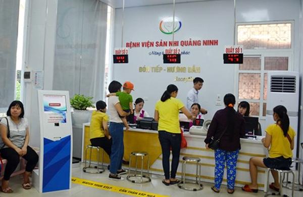 Bệnh viện Sản Nhi Quảng Ninh 'được lòng' người bệnh