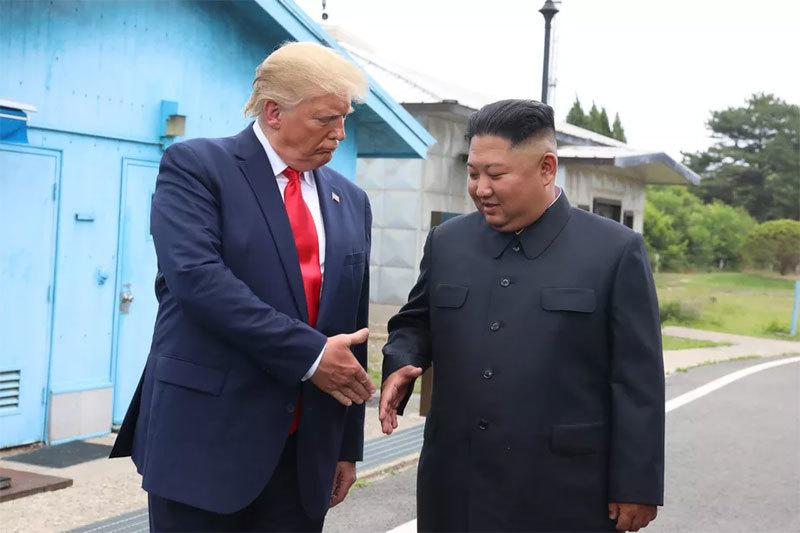 Mỹ,Triều Tiên,Kim Jong Un,Donald Trump,thử tên lửa,nhắc nhở