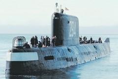 Tàu ngầm hạt nhân đầu tiên của Liên Xô dính lời nguyền 'tử thần'