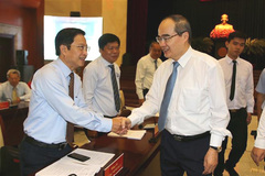 HCM City to resolve complaints from Thu Thiem residents, speed up key projects