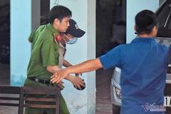 Khám xét tại toà quận 4, nơi làm việc của thẩm phán Nguyễn Hải Nam